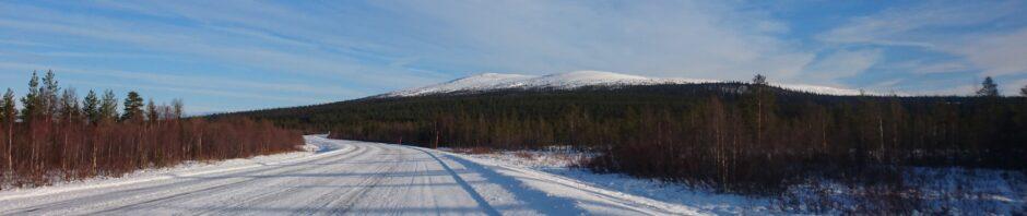 Velomobile Winter Tour Report 02